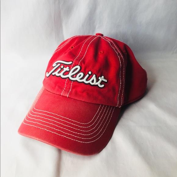 bfcc5908260 Titleist Georgia Bulldogs Hat. M 5b116be203087cb1543550e5